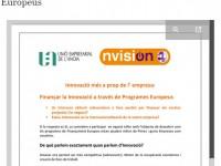 Taller innovació - Finançar innovacio a traves de programes europeus