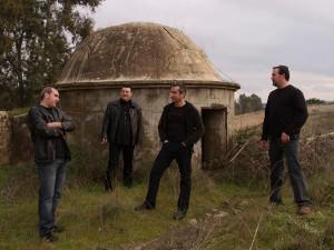 El concert del grup extremeny Amadablan omplirà de sons de rock andalús Can Papasseit