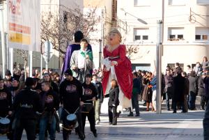 Festa inauguració obres FEIL 09