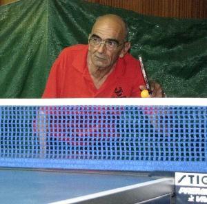 Bon paper del palista vilanoví Matías Blanco en els Campionats d'Espanya de Màlaga