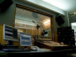 Estudi 1 de Ràdio Nova