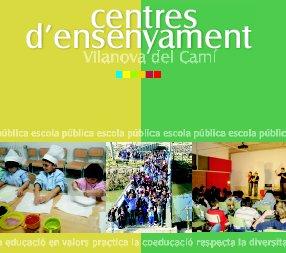 Els centres vilanovins fan jornades de Portes Obertes a l'ensenyament públic