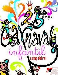 25 anys del Carnaval Infantil Camp del Rei