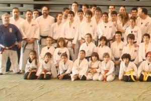 El Budokan Vilanova aplega 143 participants en el primer curs regional de Tai jitsu i Defensa personal