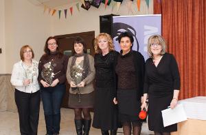 La Dona Vilanova, agraïda per la participació en el 2on Concurs de Poesia