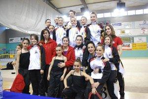 Les gimnastes del San Roque continuen acumulant medalles