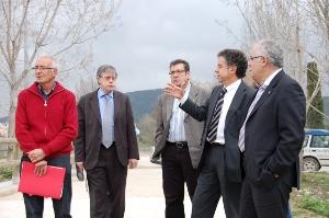 L'eficiència energètica, repte comú dels municipis signants del Pacte d'alcaldes i alcaldesses per l'energia