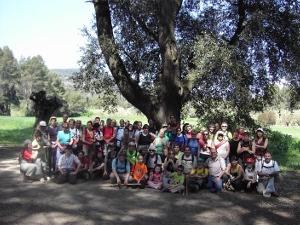 De Piera a Vallbona d'Anoia amb la Colla Excursionista de Vilanova del Camí