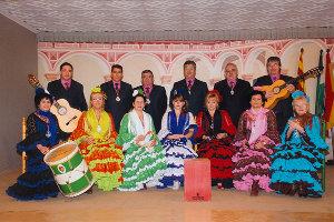 El Cor Rocieros del Camino celebra el seu 13è aniversari amb un acte a Montserrat