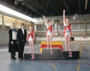 Can Titó acull la jornada final del campionat escolar de Gimnàstica Rítmica