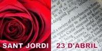 El programa Vols llegir…? ofereix avui un Especial Sant Jordi