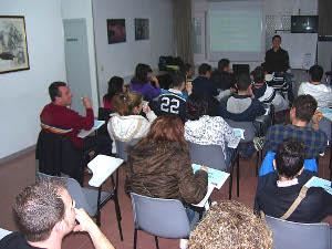 Finalitzen els cursos d'orientació laboral i comencen les sessions d'orientació per a l'alumnat de l'IES