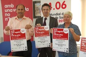 Marató de sang a Vilanova del Camí: Objectiu 300!