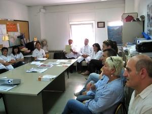El Centre de Salut i l'Àrea d'Esports coordinen esforços per al programa PAFES de Vilanova del Camí