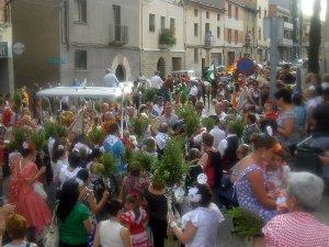 Aquest cap de setmana es celebra la Romeria Comarcal de la Casa d'Andalusia de l'Anoia