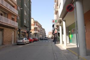 Les obres d'urbanització del carrer Major provoquen discrepàncies entre algunes formacions polítiques