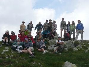 La Colla Excursionista tanca el semestre amb una sortida a la Vall d'Aran