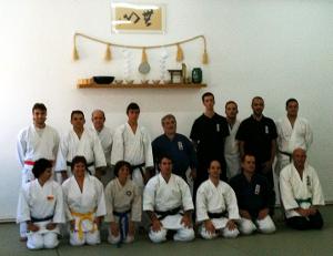 Curs d'arts marcials tradicionals a Vilanova del Camí