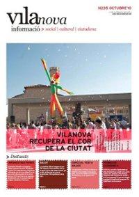 Ja es distribueix el butlletí municipal de Vilanova Informació i la guia d'activitats que també es poden consultar al web municipal