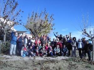 Boletada amb la Colla Excursionista de Vilanova del Camí