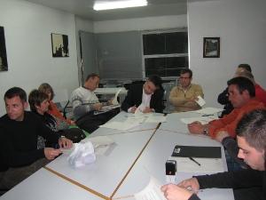 L'Ajuntament de Vilanova del Camí signa convenis amb les entitats esportives per la cessió d'espais i per al desenvolupament de l'esport