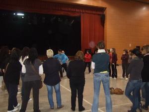 Valoren amb satisfacció el primer taller d'autodefensa femení