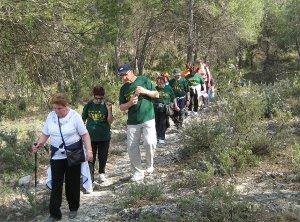 Reeixida celebració del Dia Mundial de l'Activitat Física a Vilanova del Camí