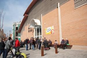 El mercat de Sant Hilari sorteja vals de compra per valor de 750 euros