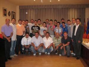 L'Ajuntament vilanoví felicita al Club Esportiu Anoia per l'ascens de categoria