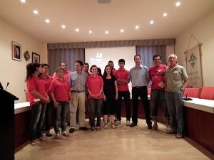 Agents turístics de la Casa d'Oficis destaquen el potencial de Vilanova del Camí