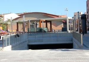 L'Ajuntament continua buscant un soci per gestionar l'aparcament municipal de la plaça del Mercat