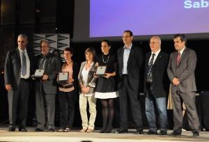 L'Handbol Català premia als esportistes destacats de la família i reconeix la trajectòria del club vilanoví