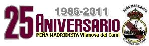 La família madridista clou els actes del 25è aniversari