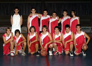 Presentació del Vilanova del Camí Club Bàsquet Endavant, dissabte