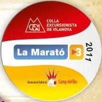 La Colla i el Camp del Rei col·laboren amb La Marató de TV3