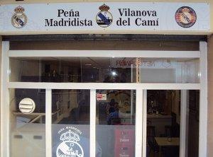 Un sopar amb madridistes insignes clou el 25è aniversari de la Peña Madridista