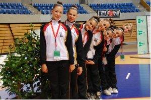 Espectacular quarta posició pel San Roque al Campionat d'Espanya