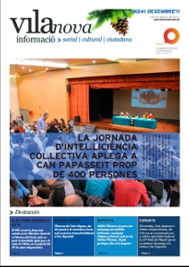 Butlletí Vilanova Informació n.241 – Desembre 2011