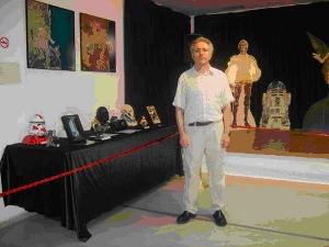 Vicente Terrés entrevistat a +QCine