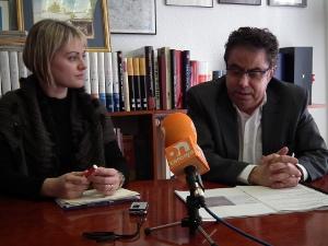 Vich trasllada a la diputada Senserrich peticions sobre la Ronda i el deute pendent