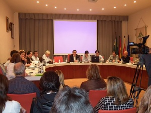 Debat de temes econòmics en el darrer Ple del 2011