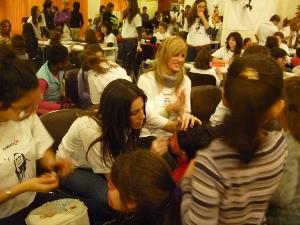 Tatanka finalitza amb èxit el primer Campament de la Infància