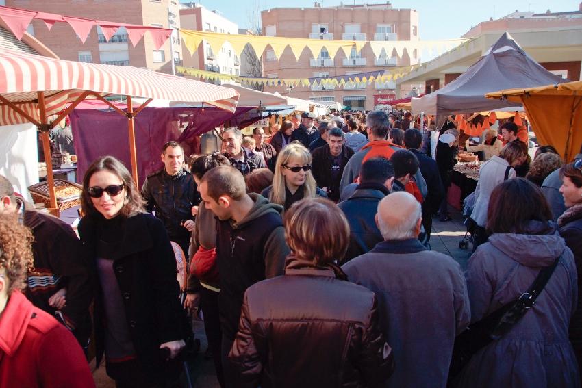 Vilanova es prepara per celebrar la Festa Major d'Hivern