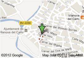 Comencen les obres d'urbanització del carrer Monistrol