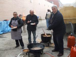 Bona participació a la festa de la matança del porc de la UEA