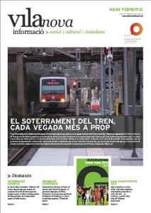 Butlletí Vilanova Informació n.242 – Febrer 2012