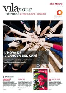 L'Ajuntament edita el número 243 del butlletí Vilanova Informació i el número 24 de la guia municipal