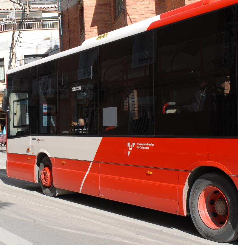 AVÍS – A partir del migdia el bus recupera les parades habituals