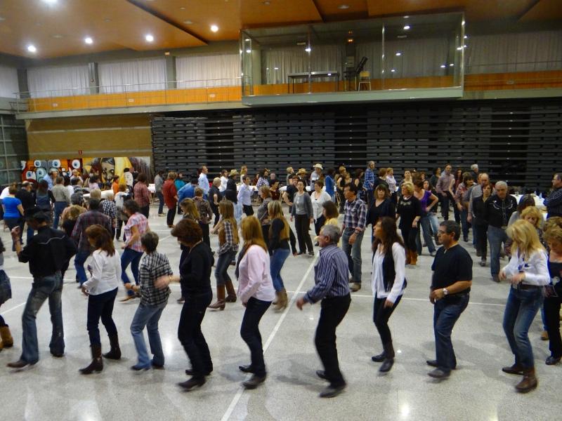 Anoia Country aplega 170 persones en la trobada de gener, a Can Papasseit