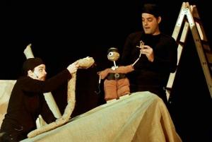 """El teatre familiar de Xarxa porta """"La princesa i el pèsol"""", a Can Papasseit"""
